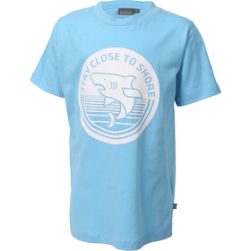Color Kids Theo t-shirt Jongens, ocean